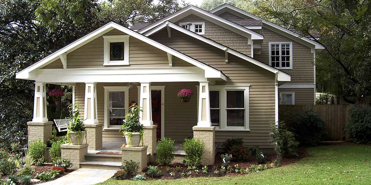 Custom home builder remodeling general contractor for Custom craftsman home builders